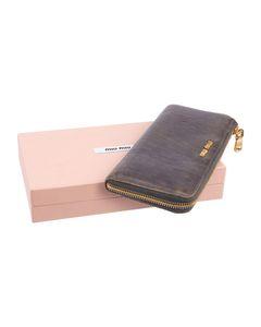 Cavallino Zip-around Wallet