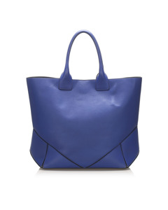 Givenchy Easy Leather Tote Bag Blue