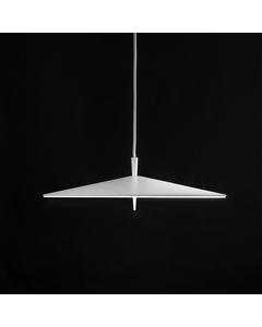 Hanglamp Medium - Witte Lak
