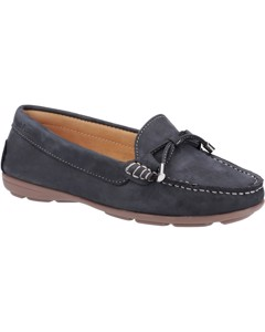 Hush Puppies Womens/ladies Maggie Slip On Moccasin