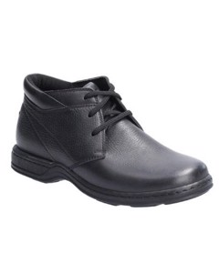 Hush Puppies Reggie Mens Lace Up Leather Shoe