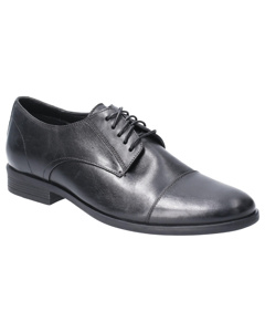 Hush Puppies Mens Ollie Leather Shoe