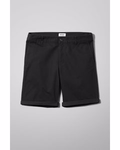 Acid Shorts Black