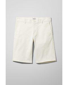 Acid Shorts Ecru