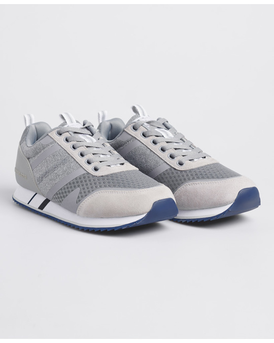 Superdry Fero Runner Core Grey