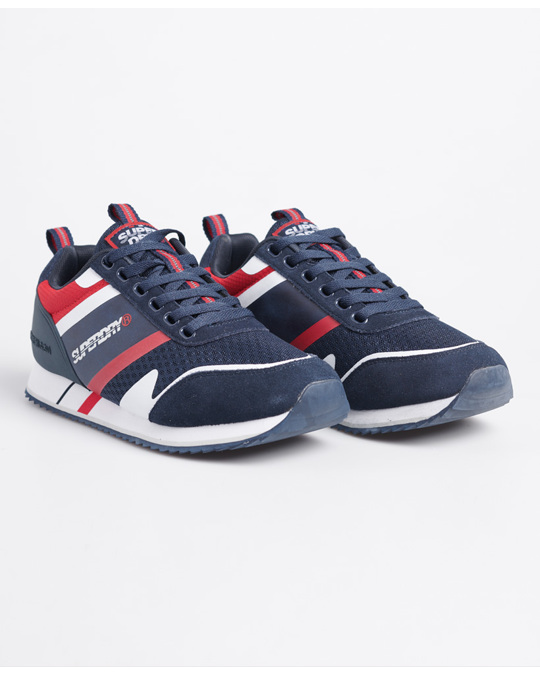 Superdry Fero Runner Core Navy