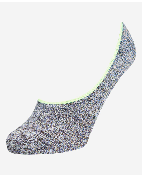 Superdry Coolmax Invisible Sock 3pk Multi