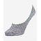 Coolmax Invisible Sock 3pk Multi