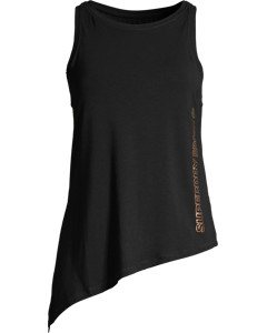 Active Studio Luxe Vest A Black