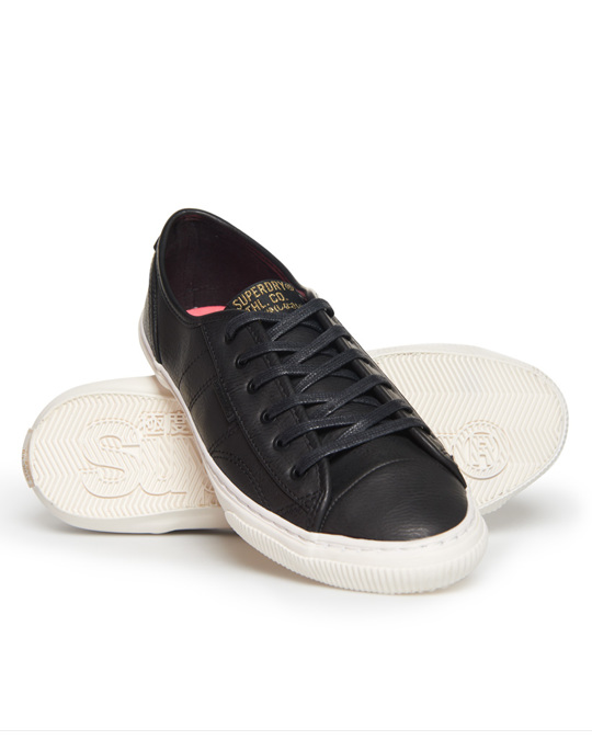 Superdry Low Pro Luxe A Black