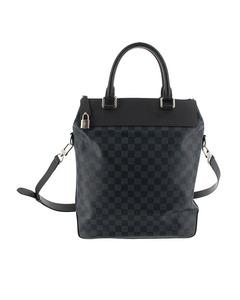 Louis Vuitton Damier Cobalt Greenwich Black