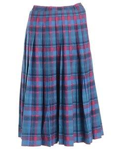 1980s Pendleton Skirt