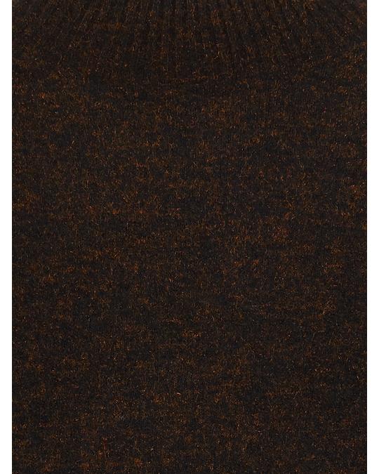 Arket Oversized Glittery Jumper Black