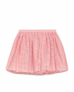 Tulle Skirt Pink