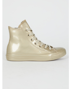 Ctas Metallic Rubber Hi  Light Gold/gold