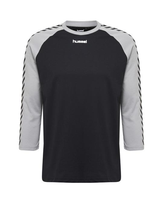Hummel Hmlandreas T-shirt 3/4 Black