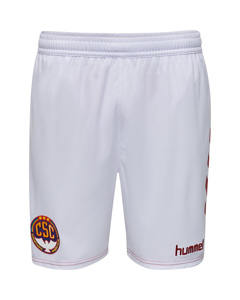 Hmlchristiania Away Poly Shorts 17/18 White