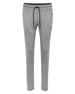 Hmlclio Pants Grey Melange