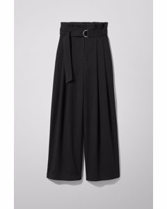 Payton Trousers Black