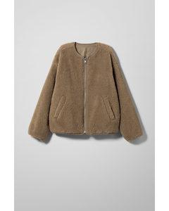 Reversible Jacket Beige