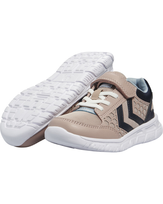Hummel Crosslite Jr Shadow Gray|beige