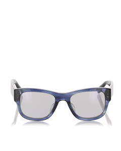 Dolce&gabbana Square Tinted Sunglasses Blue
