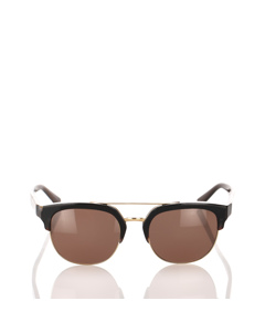 Dolce&gabbana Square Tinted Sunglasses Brown