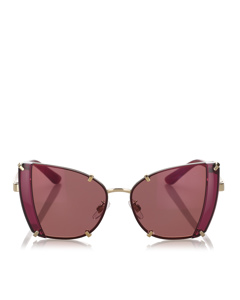 Dolce&gabbana Butterfly Tinted Sunglasses Red