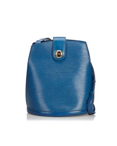 Louis Vuitton Epi Cluny Blue