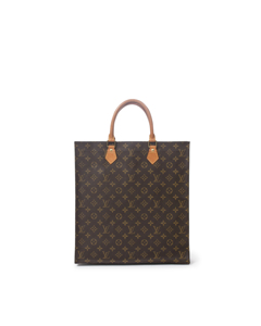 Sac Plat  Brown