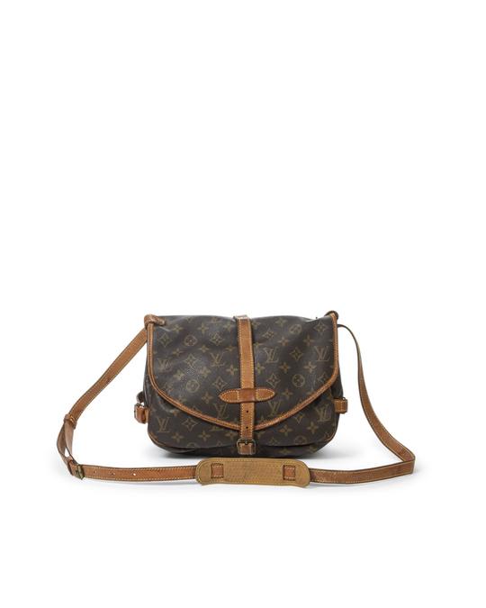 Louis Vuitton Saumur 25