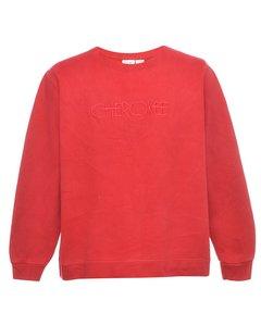 2000s Cherokee Plain Sweatshirt