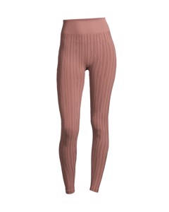 Seamless Line Tights Trigger Pink