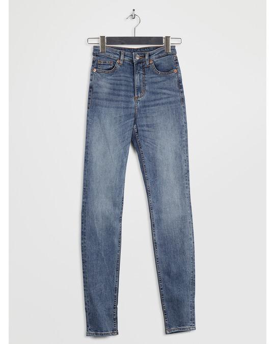 Monki Oki jeans Still waters blue
