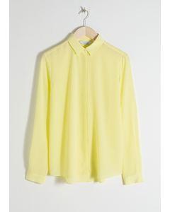 S1 Kalmar Blouse Yellow