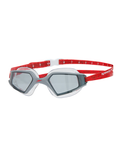 Aquapulse Max 2 Goggle - Black/lava Red/smoke