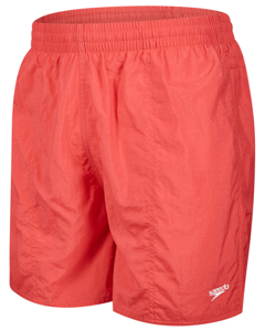 """Solid Leisure 16"""" Watershorts Am - Fed Red"""