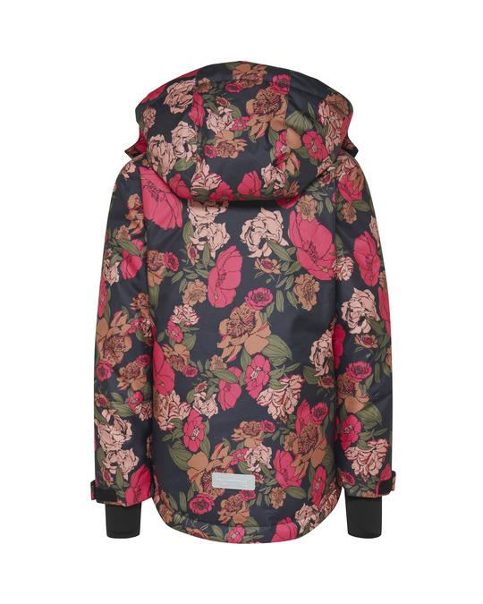 Hummel Hmlrose Skijacket Multi Colour Pink
