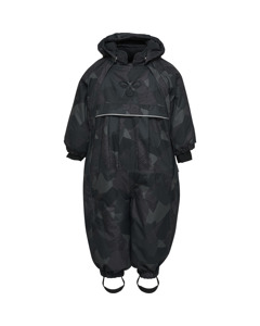 Hmlmoon Snowsuit Dark Navy/olive Night