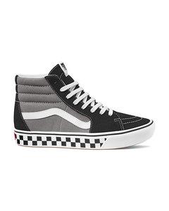 Ua Comfycush Sk8-hi Black/frost Gray