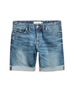 Jeansshorts Denimblå
