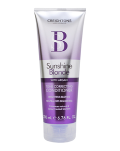 Creightons Sunshine Blonde Silver Conditioner 250ml
