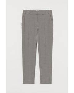Pantalon Kakigroen/dogtoothdessin