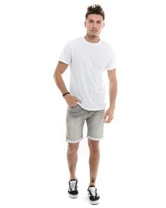 Waxx Pacific Joggjean Shorts Grey