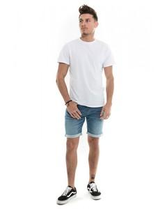 Waxx Pacific Joggjean Shorts Blue