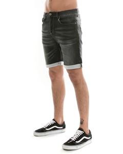 Waxx Pacific Joggjean Shorts Black