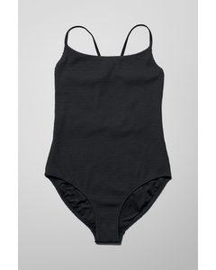 Sun Swimsuit Black