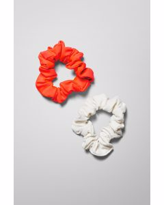 Lil Scrunchie 2-pack Red/white