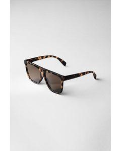 Visit Sunglasses Beige