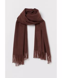 Amsterdam Scarf Brown